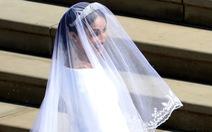 Ngắm váy cưới lộng lẫy của cô dâu Hoàng gia Anh