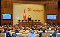 Quốc hội khoá 14 giảm 9 đại biểu sau nửa nhiệm kỳ
