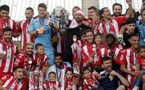 5 ngày sau khi bị tấn công, Sporting mất Cúp Quốc gia