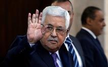 Tổng thổng Palestine Mahmoud Abbas nhập viện 3 lần trong 1 tuần