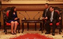 Lãnh đạo TP.HCM tiếp đoàn đại biểu cấp cao Trung ương Đoàn TNCS Cuba