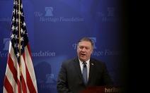 Mỹ đưa ra yêu sách với Iran