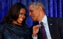 Ông bà Obama ký hợp đồng sản xuất nội dung cho kênh Netflix