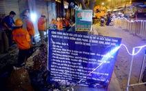 Ngầm hóa lưới điện để giảm... tai nạn