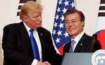 Tổng thống Donald Trump liệu có dùng quân sự với Triều Tiên?