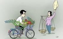 Chiếc xe đạp và đôi bông tai của mẹ