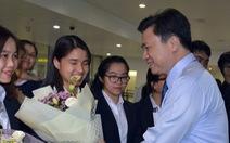 Học sinh Việt Nam đoạt giải ba tại Intel ISEF 2018