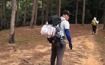 Chưa đưa được thi thể phượt thủ tử nạn ở Tà Năng ra khỏi rừng
