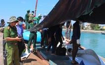 Vật thể lạ phát nổ, 3 ngư dân tử vong ở Hoàng Sa