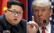 Khả năng hủy thượng đỉnh Mỹ - Triều Tiên ở Singapore chỉ là 0,1%