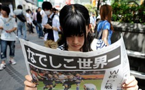 Thêm một thị trưởng Nhật Bản từ chức vì 'Me too'