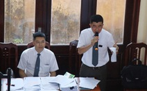 Luật sư đề nghị điều tra trách nhiệm ông Trương Quý Dương
