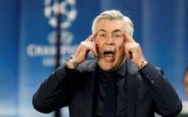 Carlo Ancelotti bất ngờ cập bến Napoli
