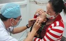 Bệnh tay chân miệng của trẻ tại TP.HCM tăng 14%