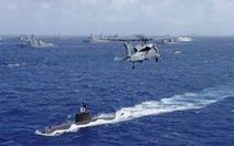 Mỹ không mời Trung Quốc dự tập trận vì quân sự hóa Biển Đông
