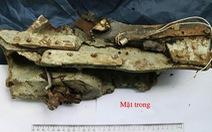 Xác định được mẫu vật máy bay UMig-21 mất tích 47 năm trước