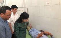 Bộ trưởng Y tế chỉ đạo miễn phí cho nạn nhân tai nạn tàu hỏa