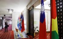 Đài Loan lại 'mất' Burkina Faso vì ít tiền hơn Trung Quốc