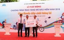 """Honda Việt Nam phát động chương trình """"Cùng Honda chắp cánh tương lai"""""""
