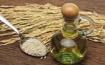 Sử dụng dầu gạo, ngăn ngừa bệnh về tim mạch