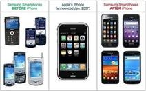 Samsung phải trả Apple hơn nửa tỉ đô vì vi phạm bản quyền sáng chế