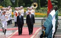 Đưa quan hệ Việt - Úc xứng tầm đối tác chiến lược