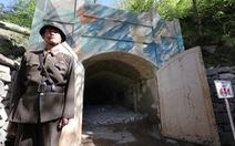 Cận cảnh phá bỏ bãi thử hạt nhân Punggye-ri của Triều Tiên