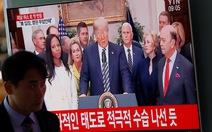 Hàn Quốc vào cuộc cứu thượng đỉnh Mỹ - Triều