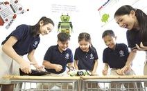 Trường quốc tế Học viện Anh Quốc UK Academy tuyển sinh chương trình song ngữ