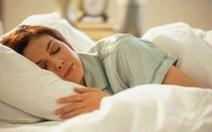Giấc ngủ khỏe mạnh ở người lớn