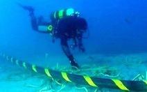 Cáp quang biển AAG lại được sửa chữa, Internet gián đoạn