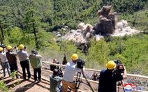 Vụ phá hủy bãi thử Punggye-ri bị nghi ngờ là 'làm màu'