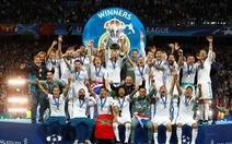 Bale lập siêu phẩm, Real Madrid ba lần liên tiếp đoạt Champions League