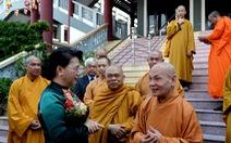 Chủ tịch Quốc hội chúc mừng Giáo hội Phật giáo nhân Đại lễ Phật đản