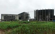 Bệnh viện ở Nam Định 850 tỉ xây 11 năm mới được khung nhà