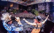 Phố đi bộ 'bùng nổ' cùng dàn DJ quốc tế