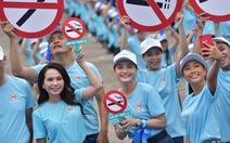 1.000 thanh niên Đà Nẵng nhảy Flashmop nói không với thuốc lá