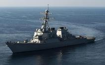 Mỹ điều tàu chiến thách thức Trung Quốc ở Biển Đông