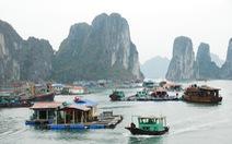 'Choáng' với đề xuất mức phí tham quan lưu trú đêm ở Vịnh Hạ Long tăng... 73%