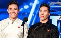 Quốc Cơ - Quốc Nghiệp sang Anh thi bán kết Britain's Got Talent 2018