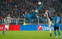 Siêu phẩm của Bale xếp sau cú ngả bàn đèn của Ronaldo