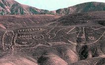 Hình vẽ phụ nữ nhảy múa thần bí trên sa mạc Peru