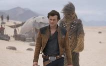 Khán giả đã mệt với phim 'Star wars'?