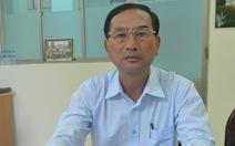 Cách hết chức vụ trong Đảng của phó chủ tịch TP Cao Lãnh