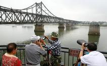 Biên giới Trung - Triều nhộn nhịp đón cơ hội 'vàng' từ Triều Tiên