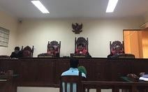 Thuyền trưởng VN chấp nhận ngồi tù ở Indonesia vì không có tiền đóng phạt