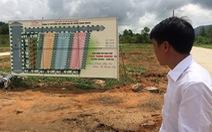 Phú Quốc tạm ngưng chuyển mục đích sử dụng đất phân lô tách thửa