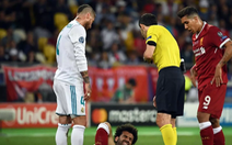 Salah không hề trách Ramos