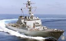 Mỹ tuyên bố tiếp tục đối đầu Trung Quốc trên Biển Đông