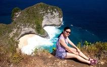 Tới Nusa Penida trèo lên 'lưng khủng long'